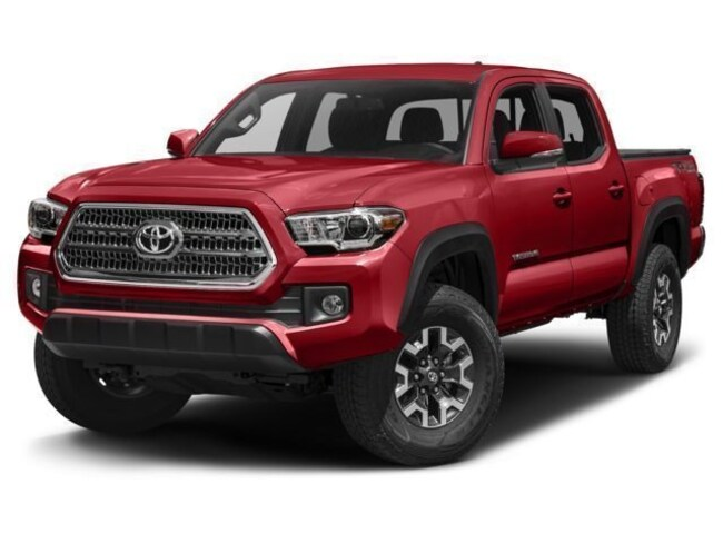 New 2018 Toyota Tacoma TRD Off Road V6 Truck Double Cab Framingham