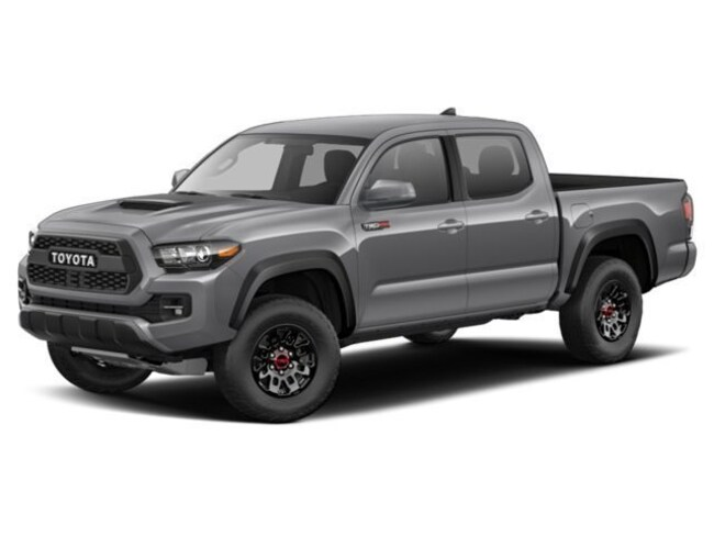 New 2018 Toyota Tacoma TRD Pro V6 Truck Double Cab Silver Spring, MD