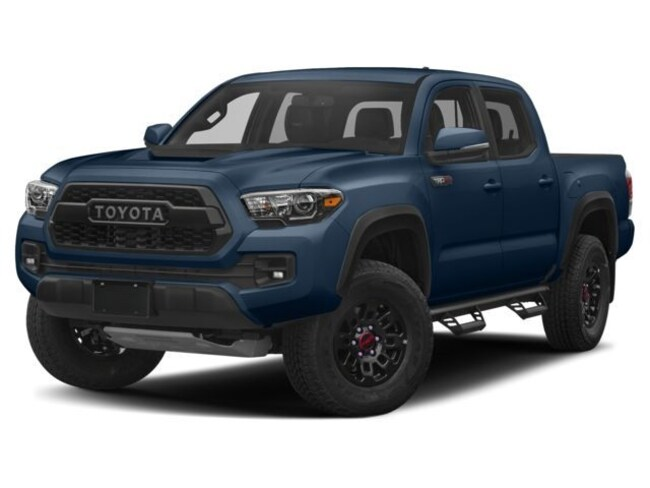 New 2018 Toyota Tacoma TRD Pro V6 Truck Double Cab for sale in Merced, CA
