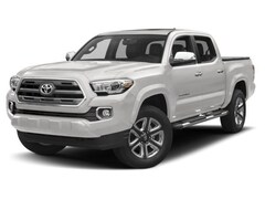 Bennington VT 2018 Toyota Tacoma Limited V6 Truck Double Cab New