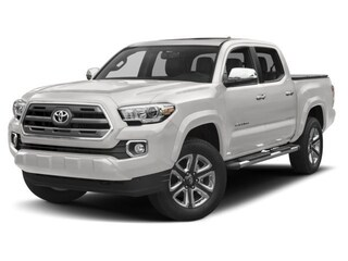 2018 Toyota Tacoma Limited Limited Double Cab 5' Bed V6 4x4 AT