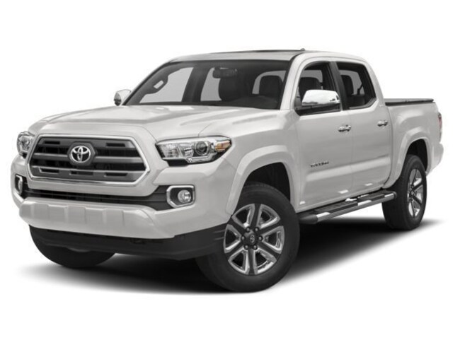 New 2018 Toyota Tacoma Limited Truck Double Cab Haverhill, Massachusetts