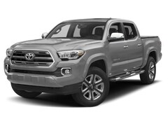 New 2018 Toyota Tacoma Limited V6 Truck Double Cab in El Paso, TX