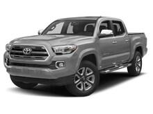 2018 Toyota Tacoma Limited V6 Truck Double Cab Bennington VT