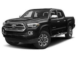 New 2018 Toyota Tacoma Limited V6 Truck Double Cab in Erie PA