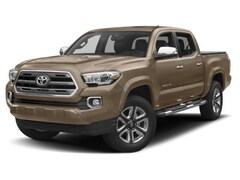 New Toyota 2018 Toyota Tacoma Limited V6 Truck Double Cab in Wappingers Falls, NY