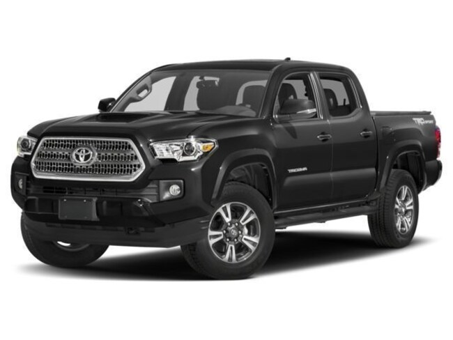 New 2018 Toyota Tacoma TRD Sport V6 Truck Double Cab 181139 in Sunnyvale, CA