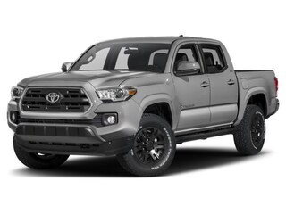 New 2018 Toyota Tacoma SR5 V6 Truck Double Cab serving Baltimore