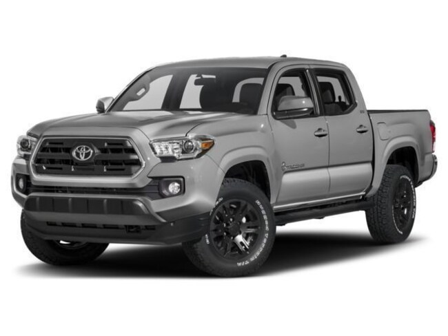 2018 Toyota Tacoma SR5 V6 Truck Double Cab for sale in Rutland, VT at Alderman's Toyota