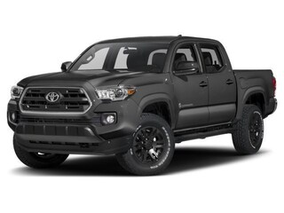 New 2018 Toyota Tacoma SR5 V6 Truck Double Cab for sale in Franklin, PA