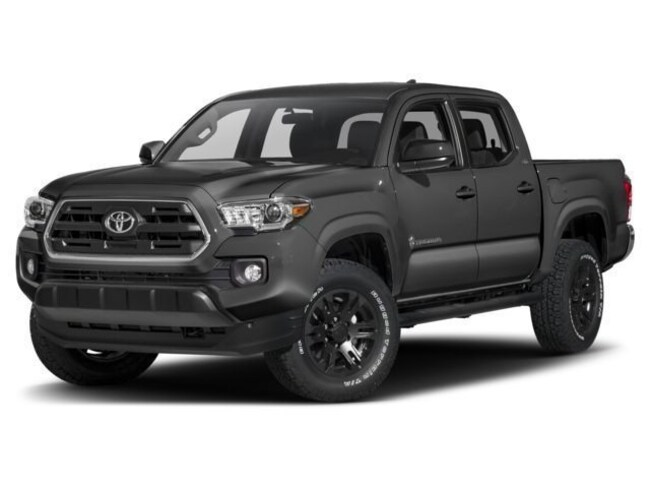 2018 Toyota Tacoma SR5 Truck Double Cab