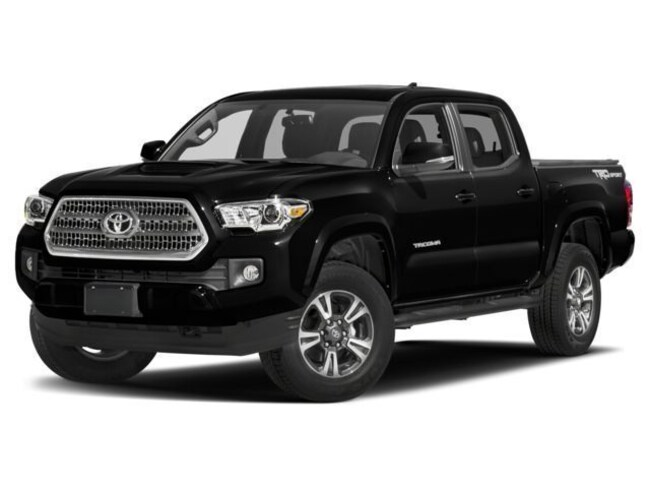 New Toyota 2018 Toyota Tacoma TRD Sport V6 Truck Double Cab for sale in Corona, CA