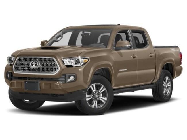 New 2018 Toyota Tacoma TRD Sport V6 Truck Double Cab Cockeysville