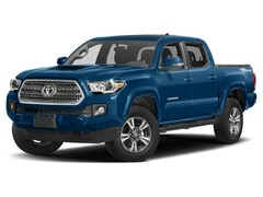 2018 Toyota Tacoma TRD Sport TRD Sport Double Cab 6 Bed V6 4x4 AT