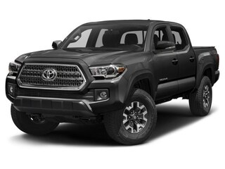 New 2018 Toyota Tacoma TRD Off Road V6 Truck Double Cab in Bossier City, LA