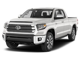 New 2018 Toyota Tundra SR Truck Double Cab in Ontario, CA