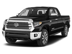 New 2018 Toyota Tundra SR 4.6L V8 Truck Double Cab for sale in East Providence at Grieco Toyota