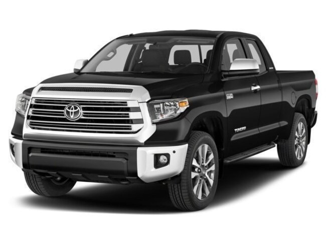 New 2018 Toyota Tundra SR 4.6L V8 Truck Double Cab for sale in the Brunswick, OH