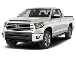 Used 2018 Toyota Tundra Limited 5.7L V8 w/FFV Truck Double Cab in Leesville, LA