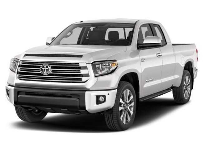 2018 Toyota Tundra Limited 5.7L V8 w/FFV Truck Double Cab