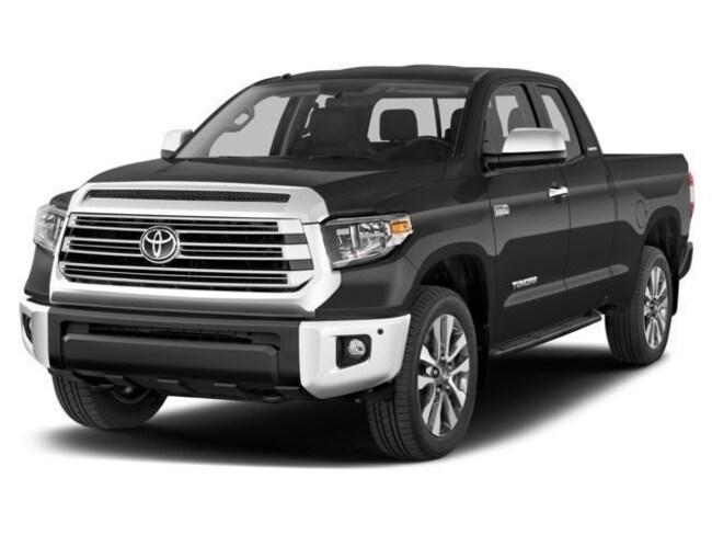 New 2018 Toyota Tundra Limited 5.7L V8 w/FFV Truck Double Cab