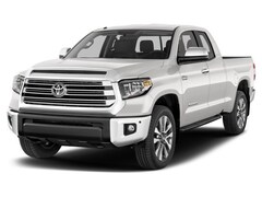 New 2018 Toyota Tundra Limited 5.7L V8 Truck Double Cab For Sale in Klamath Falls, OR