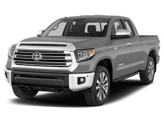New 2018 Toyota Tundra Limited 5.7L V8 Truck Double Cab 1804776 Boston, MA
