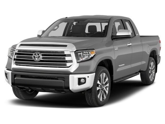 New 2018 Toyota Tundra Limited 5.7L V8 Truck Double Cab for sale in Charlottesville