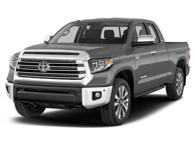 2018 Toyota Tundra 4WD Limited Truck Double Cab