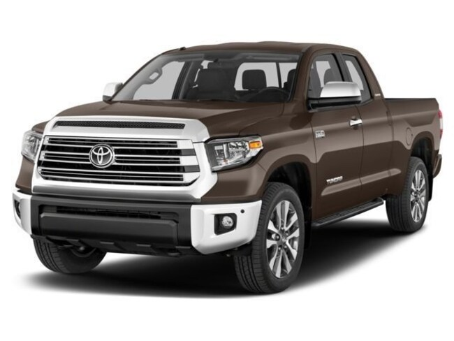 2018 Toyota Tundra 4WD Double Cab 5.7L Limited Truck Double Cab