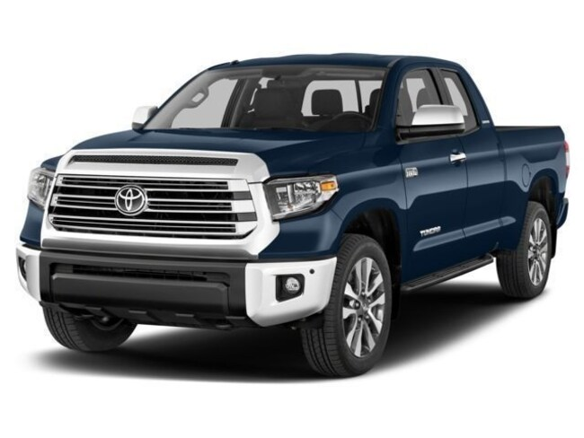 New 2018 Toyota Tundra Limited 5.7L V8 Truck Double Cab Silver Spring, MD