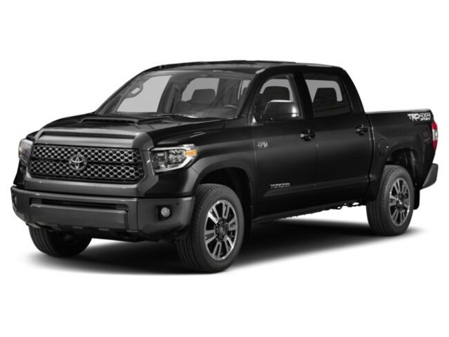 New Toyota 2018 Toyota Tundra SR5 4.6L V8 Truck CrewMax for sale in Corona, CA