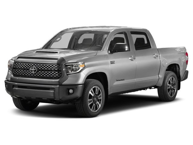 Featured New Toyota 2018 Toyota Tundra SR5 5.7L V8 Truck CrewMax for sale in Corona, CA