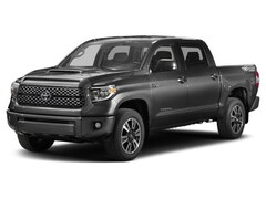 Used 2018 Toyota Tundra 2WD SR5 Crewmax 5.5 Bed 5.7L Truck 5TFEY5F18JX231975 for sale in Conroe TX near Houston