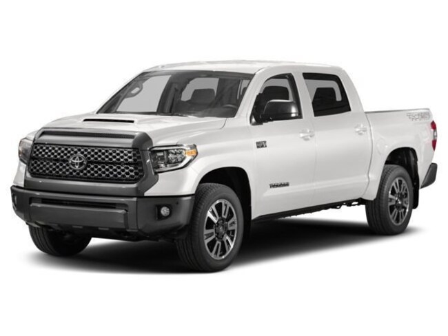 New 2018 Toyota Tundra SR5 5.7L V8 Truck CrewMax dealer in Nampa ID - inventory