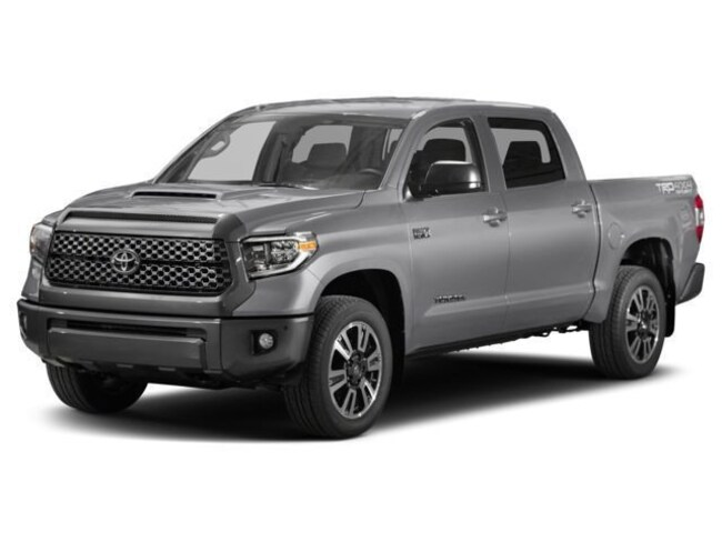 New 2018 Toyota Tundra SR5 5.7L V8 Truck CrewMax for sale near Reading