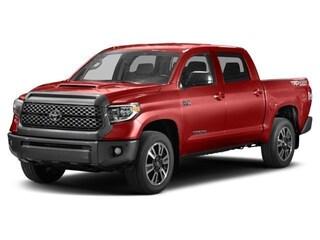 New 2018 Toyota Tundra SR5 5.7L V8 Truck CrewMax Arlington