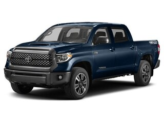 New 2018 Toyota Tundra SR5 5.7L V8 Truck CrewMax for sale in Franklin, PA