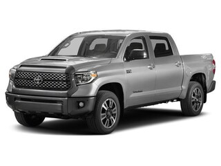 New 2018 Toyota Tundra Limited Truck CrewMax for sale in Winona, MN