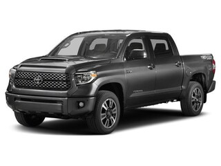 New 2018 Toyota Tundra Limited 5.7L V8 w/FFV Truck CrewMax for sale in Southfield, MI at Page Toyota