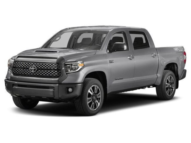 New 2018 Toyota Tundra Limited 5.7L V8 Truck CrewMax dealer in Nampa ID - inventory