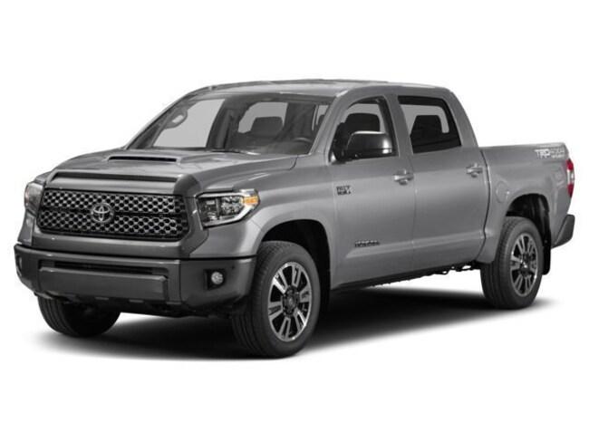 New 2018 Toyota Tundra Limited Truck CrewMax Haverhill, Massachusetts