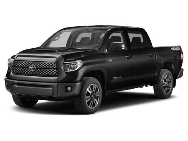New 2018 Toyota Tundra Limited 5.7L V8 Truck CrewMax for sale in Greenfield