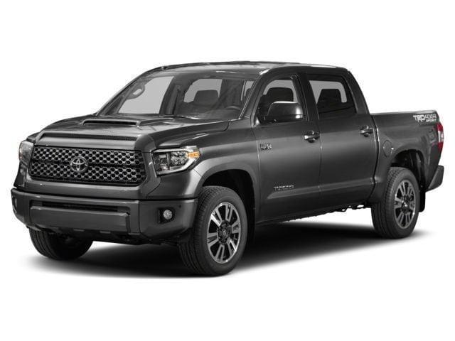 2018 Toyota Tundra Platinum 5.7L V8 Truck Crew Max