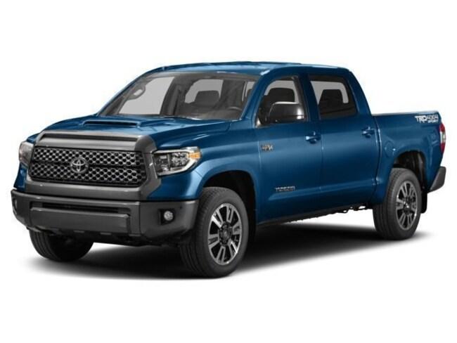 new 2018 Toyota Tundra 1794 5.7L V8 w/FFV Truck CrewMax San Antonio TX