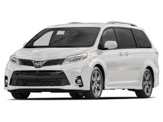 New 2018 Toyota Sienna LE Van Passenger Van Lawrence, Massachusetts