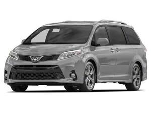 2018 Toyota Sienna SE 8 Passenger