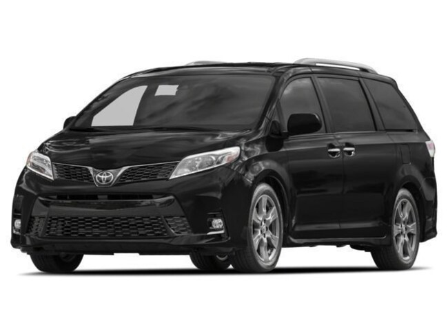 New 2018 Toyota Sienna SE 8 Passenger Van Passenger Van For Sale Long Island New York