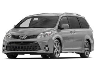 New 2018 Toyota Sienna SE Premium 8 Passenger Van Passenger Van serving Baltimore