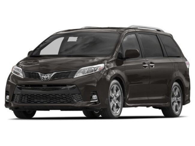 New 2018 Toyota Sienna SE Premium Van Passenger Van 5TDXZ3DC9JS924218 Peoria